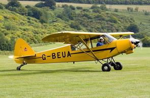 фото самолет пайпер